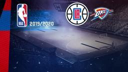 LA Clippers - Oklahoma