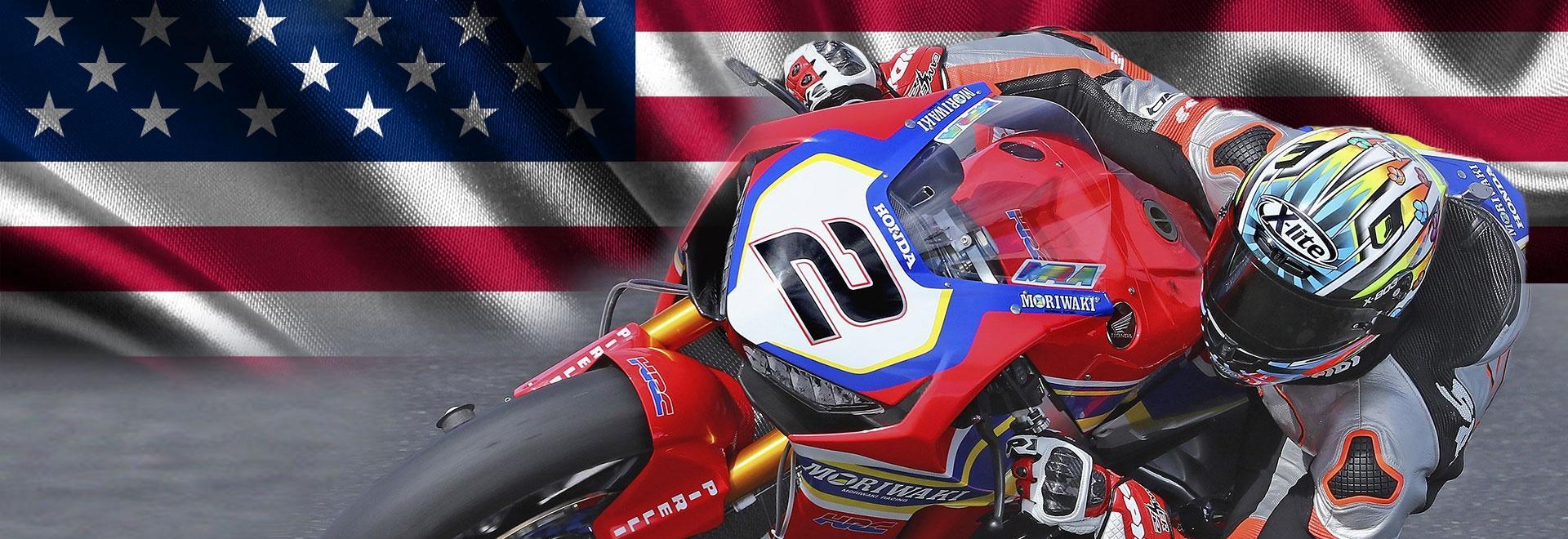Stati Uniti. Race 2