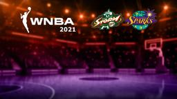 Seattle - Los Angeles Sparks