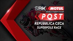 Rep. Ceca Superpole Race