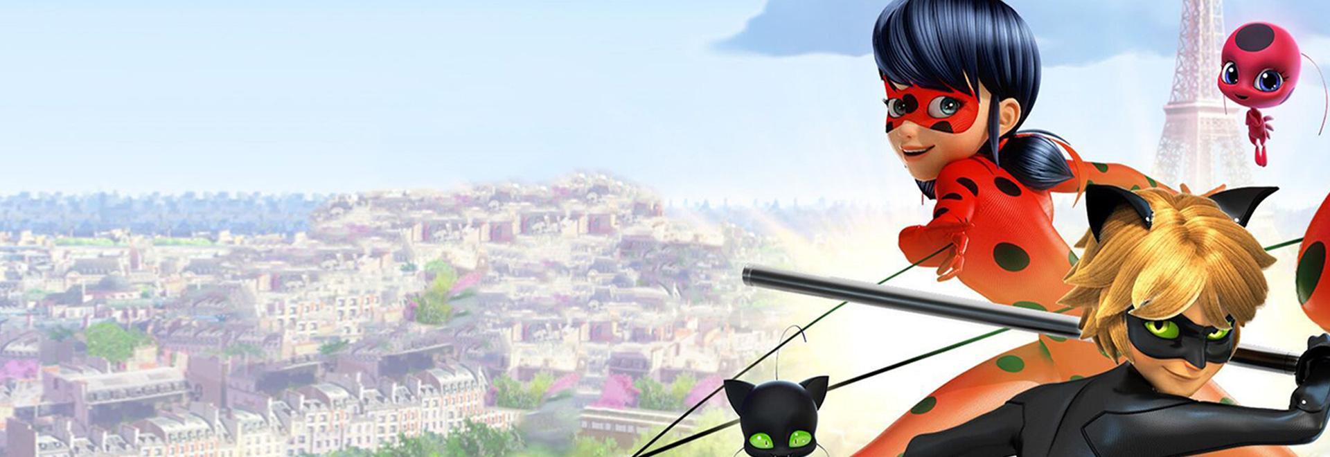 Miraculous: Le storie di Ladybug e Chat Noir