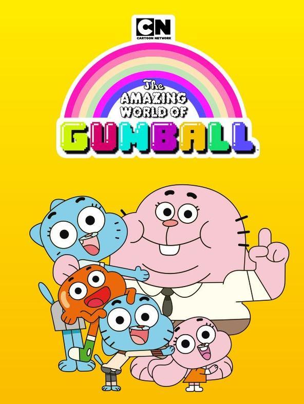 S2 Ep32 - Lo straordinario mondo di Gumball