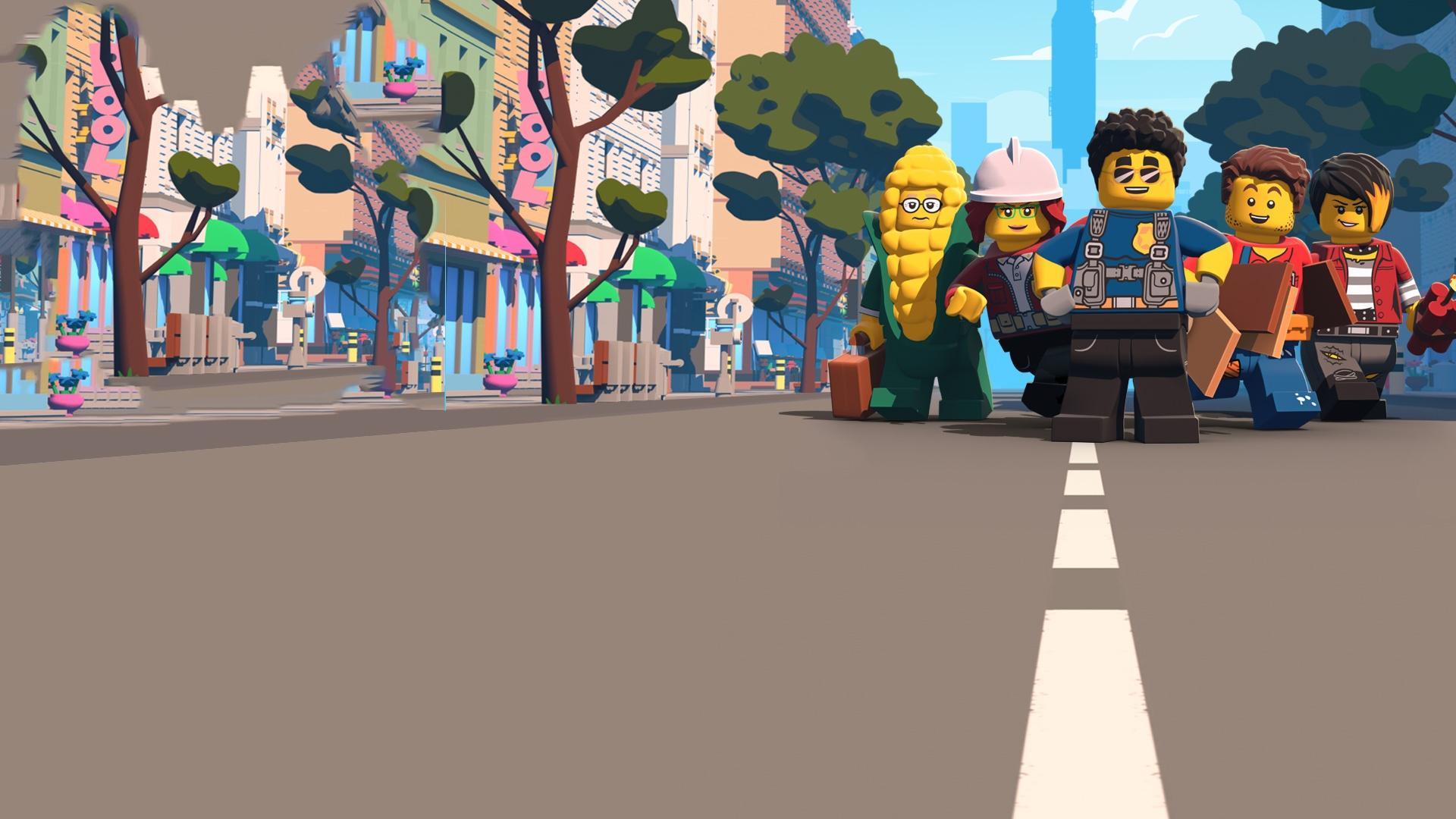 Nickelodeon Lego City Adventures