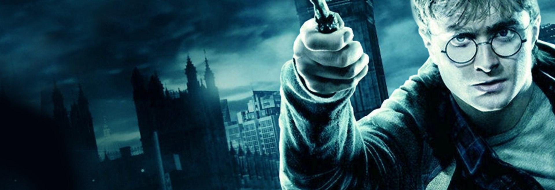 Harry Potter e i doni della morte: Parte I