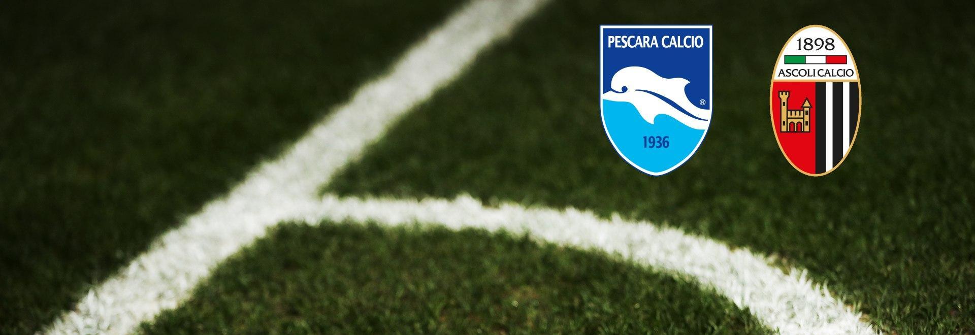 Pescara - Ascoli. 26a g.