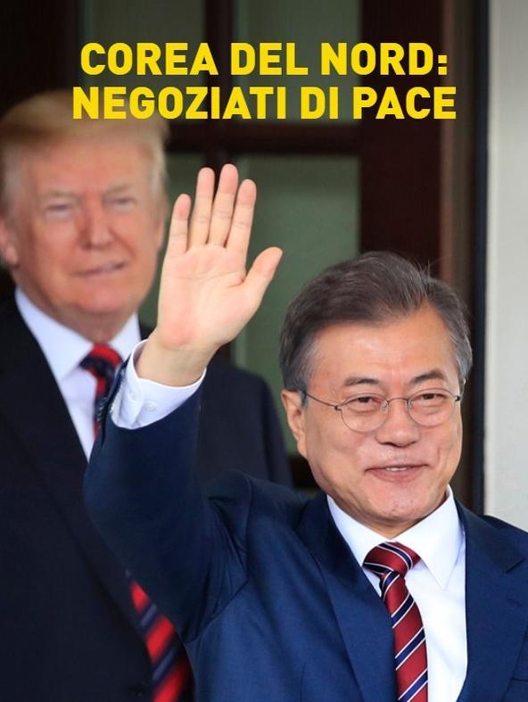 Corea del Nord: negoziati di pace