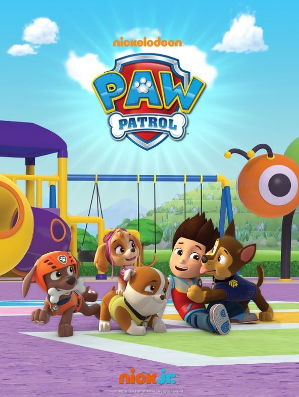 S2 Ep17 - Paw Patrol