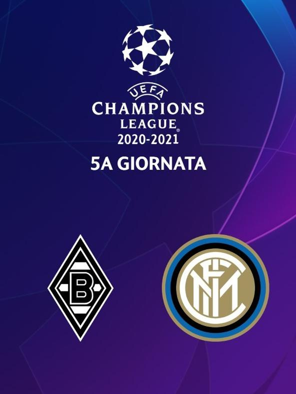 Borussia Moenchengladbach - Inter. 5a g.