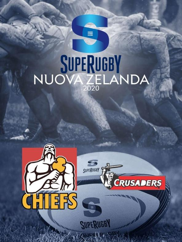Chiefs - Crusaders