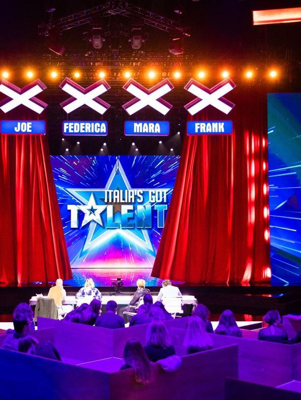 Italia's Got Talent - 1^TV