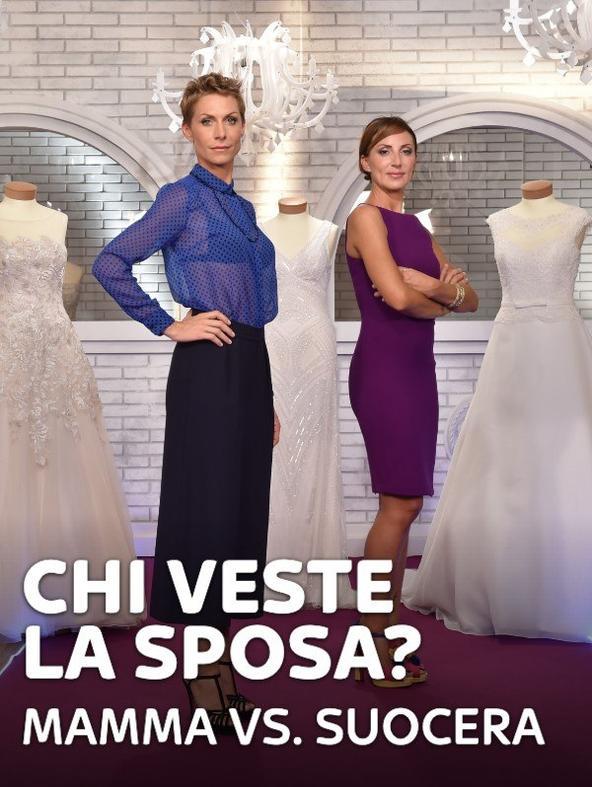 S4 Ep5 - Chi veste la sposa? Mamma vs. suocera