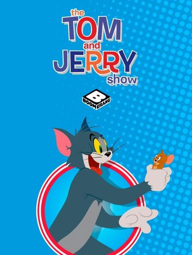 S4 Ep16 - The Tom and Jerry Show