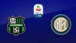 Sassuolo - Inter. Post