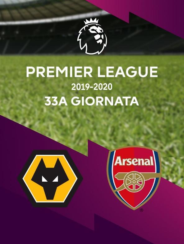 Wolverhampton - Arsenal
