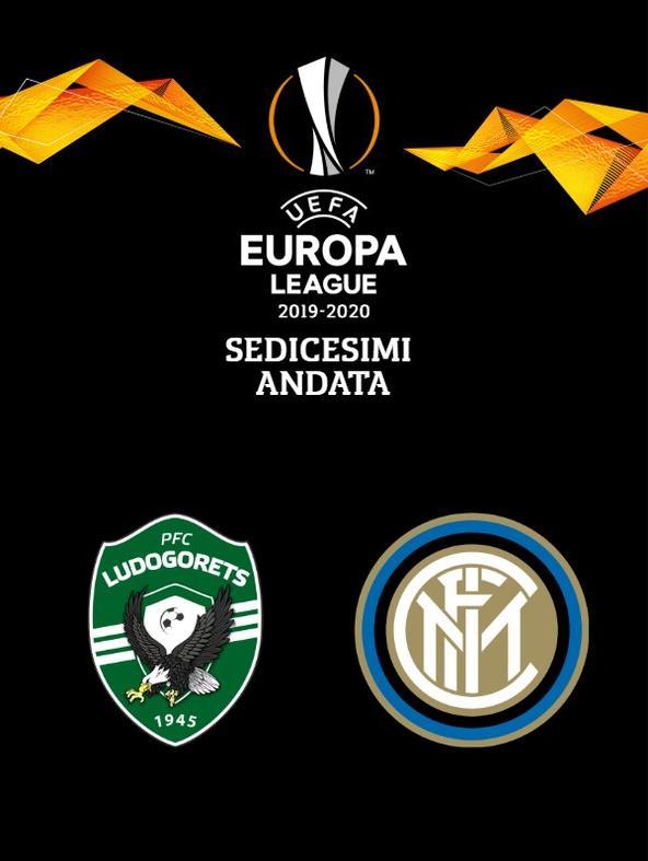 Ludogorets - Inter    (diretta)