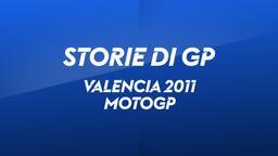 Valencia 2011. MotoGP