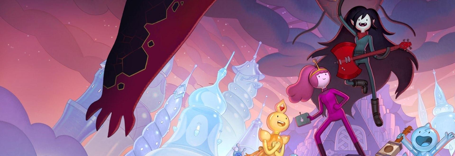 Adventure Time: Terre Lontane