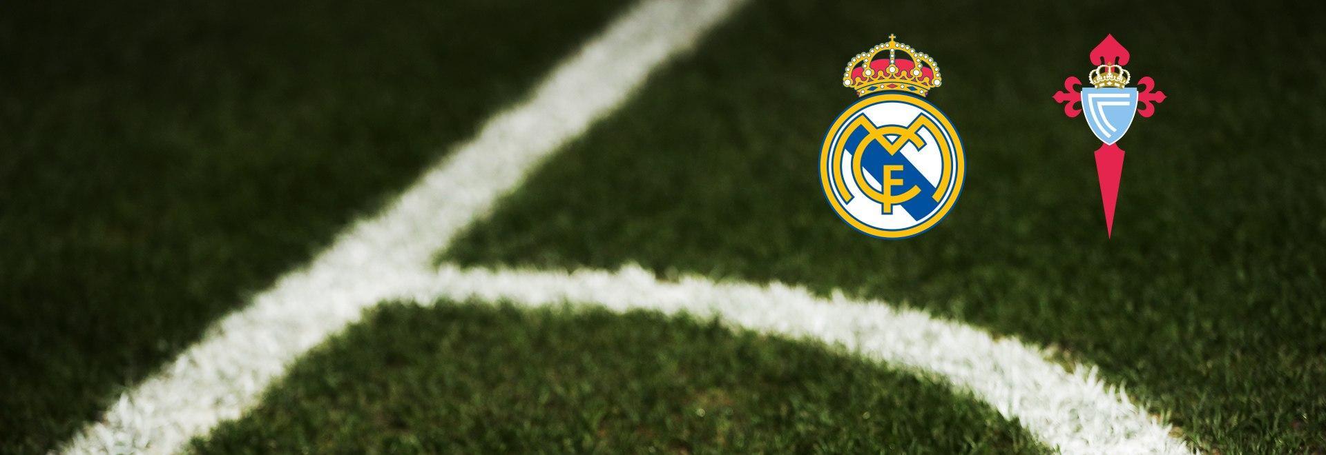 Real Madrid - Celta Vigo. 17a g.