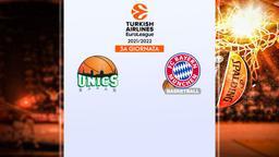Unics Kazan - Bayern Monaco