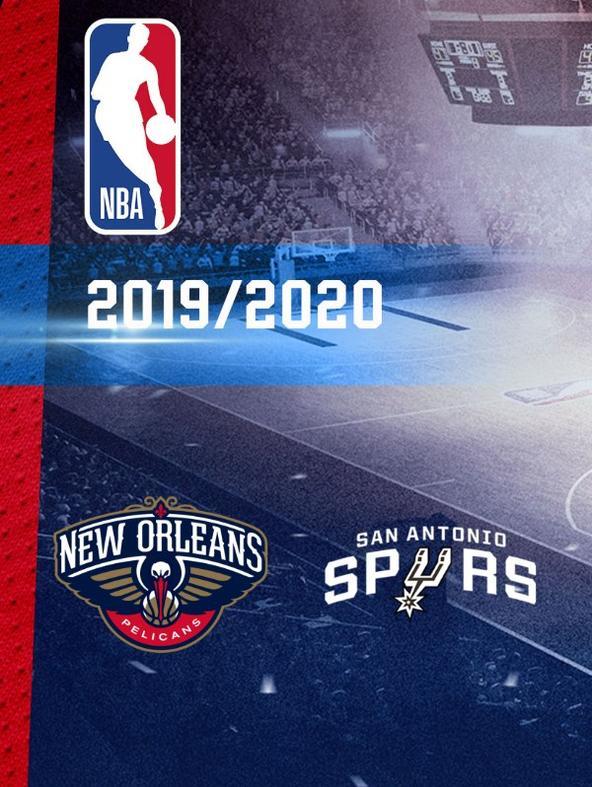 NBA: New Orleans - San Antonio