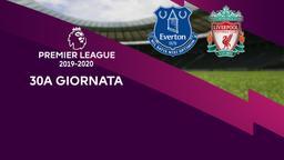 Everton - Liverpool. 30a g.