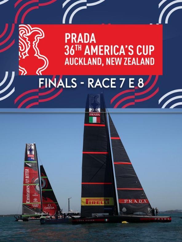 Finals. Race 7 e 8