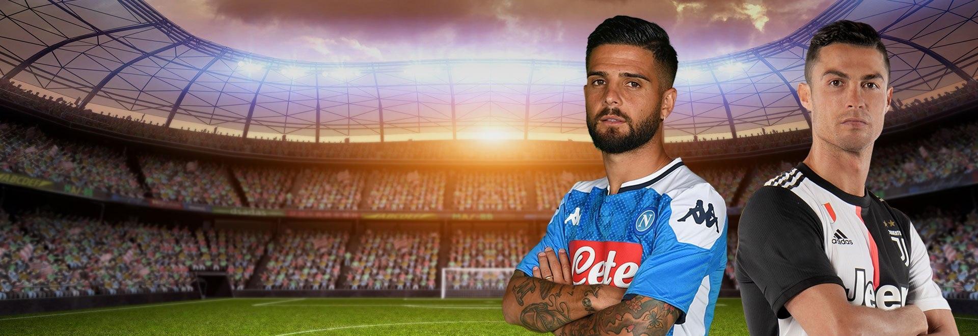 Napoli - Juventus. 21a g.