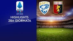 Brescia - Genoa