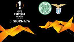 Celtic - Lazio. 3a g.