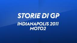 Indianapolis 2011. Moto2