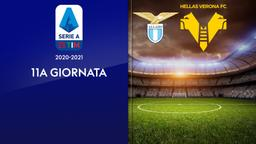Lazio - Verona. 11a g.