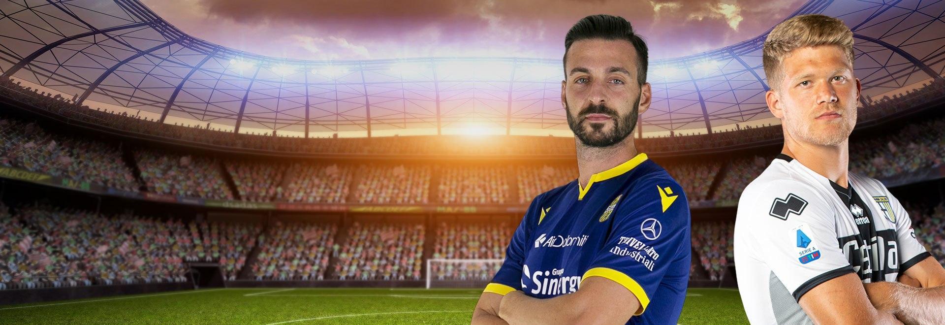 Verona - Parma. 29a g.