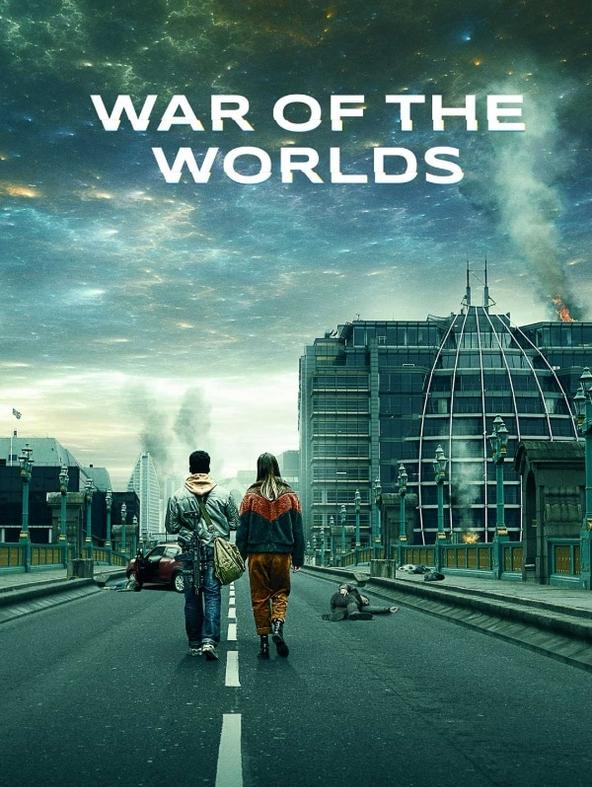 War of the Worlds-  -  -  - 1^TV