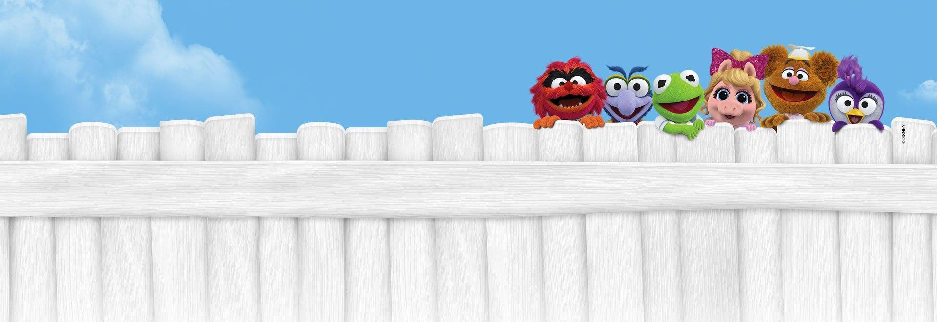 La grande gara di cucina dei Muppet