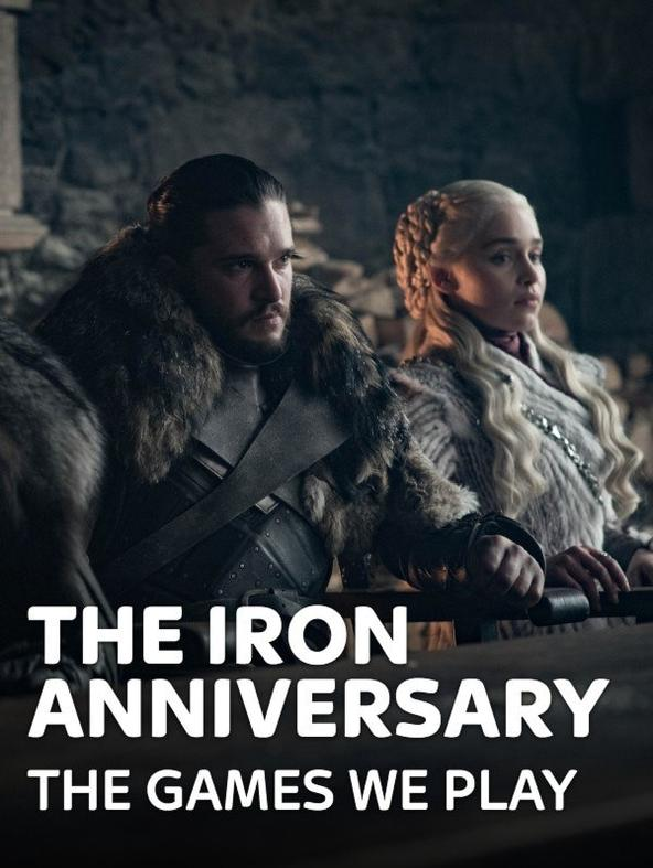 The Iron Anniversary - The Games We Play
