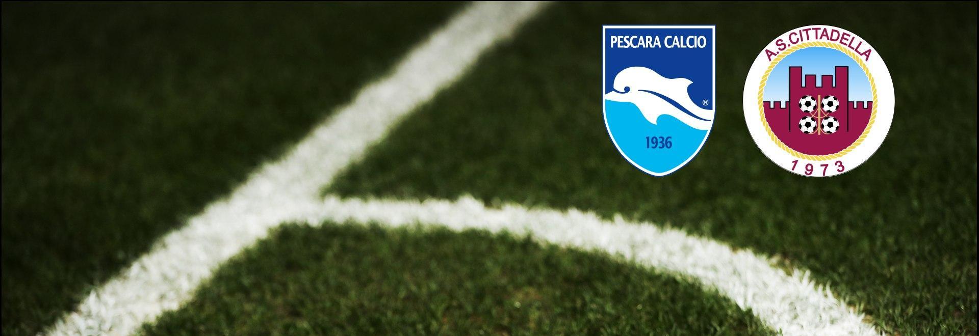 Pescara - Cittadella. 7a g.