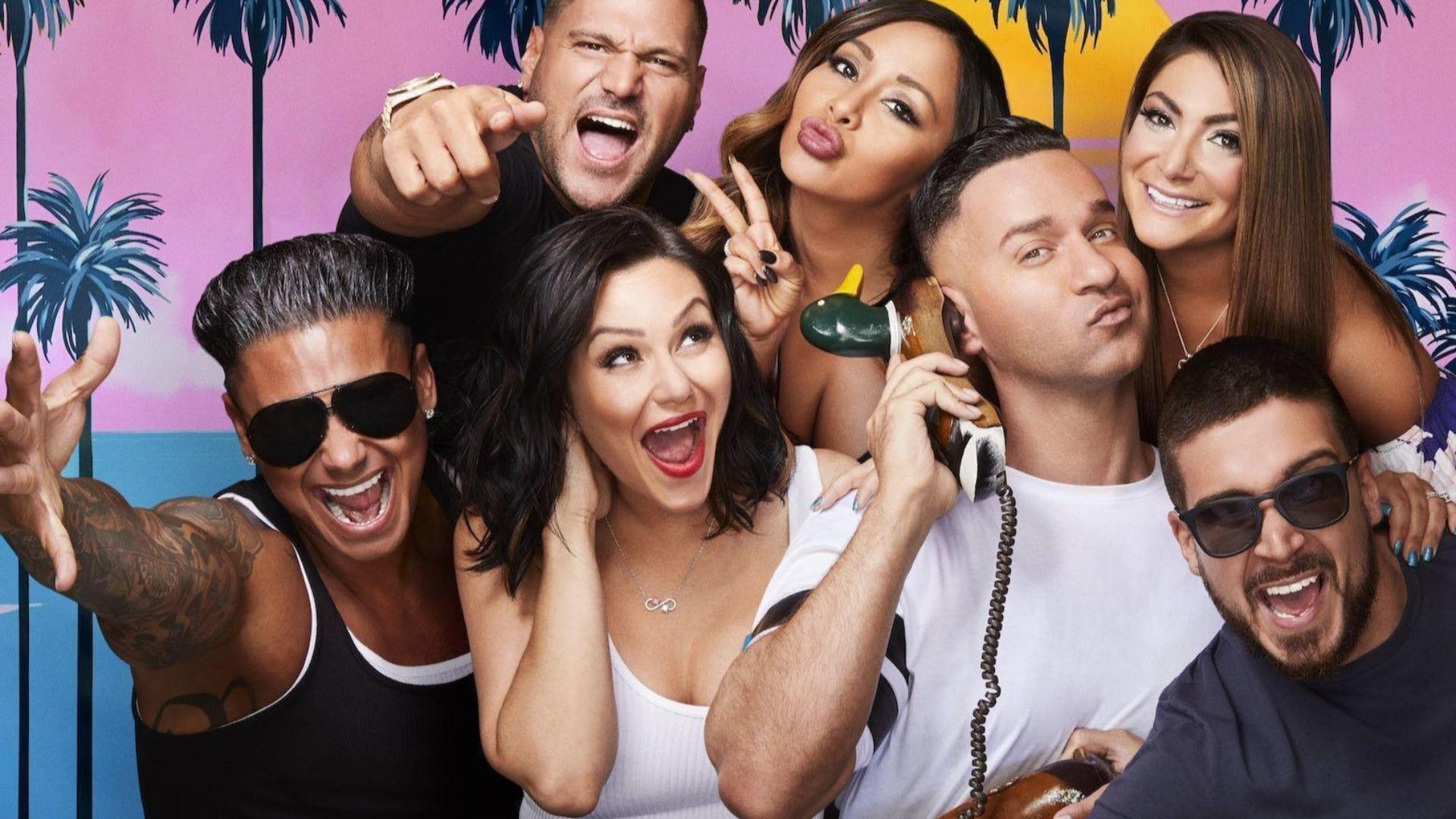 MTV Jersey Shore Family Vacation -