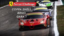 Coppa Shell Brno
