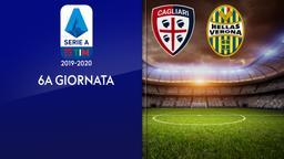 Cagliari - Verona. 6a g.