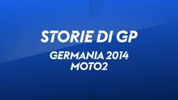 Germania, Sachsenring 2014. Moto2