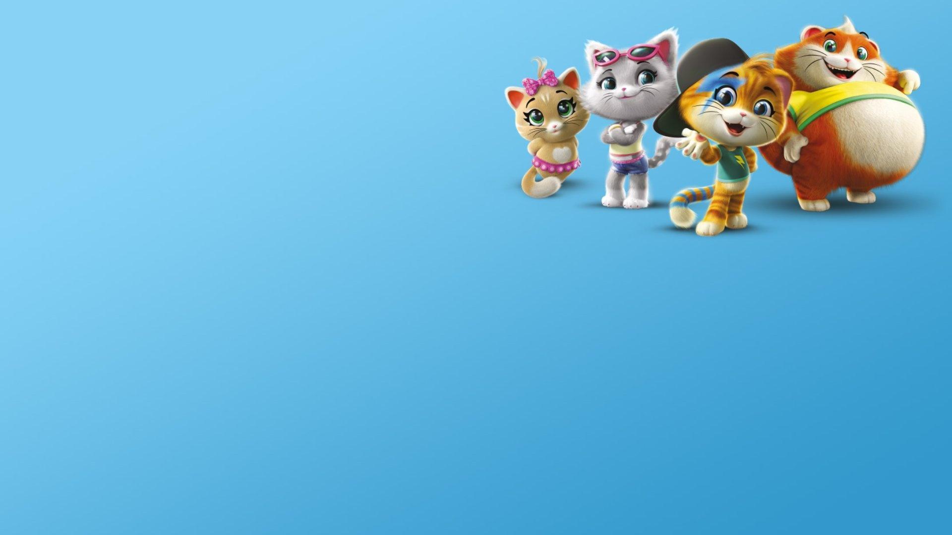 Nick Jr +1 44 gatti - 1^TV