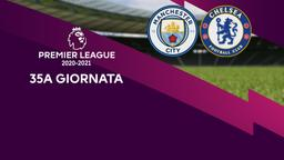 Manchester City - Chelsea. 35a g.