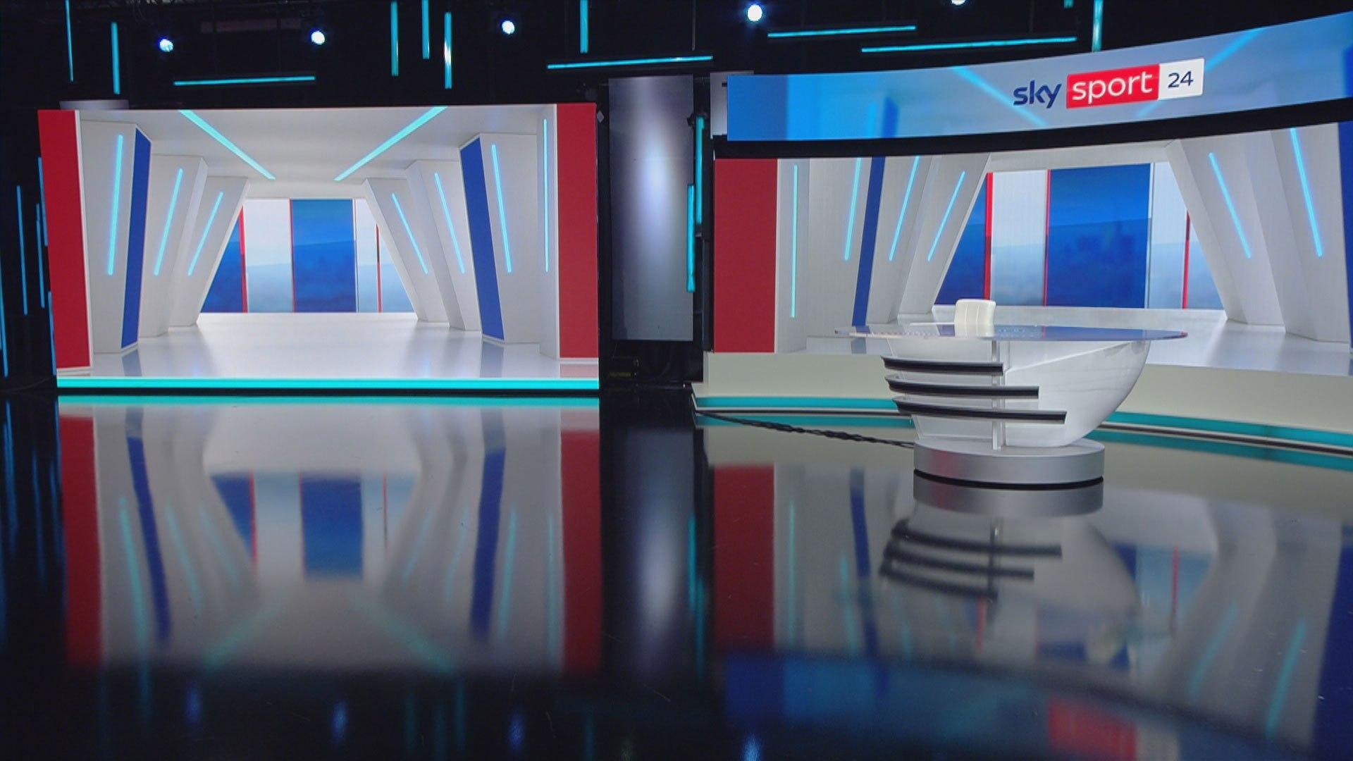 Sky Sport24 Sport 24 TG Prima Serata