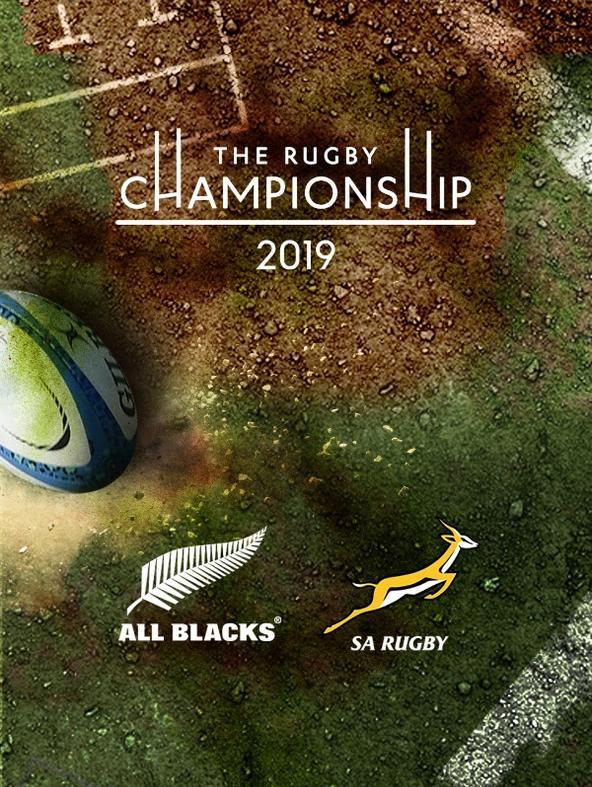 All Blacks - Sudafrica