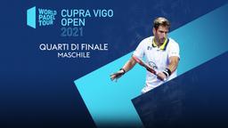 Cupra Vigo Open: Quarti M