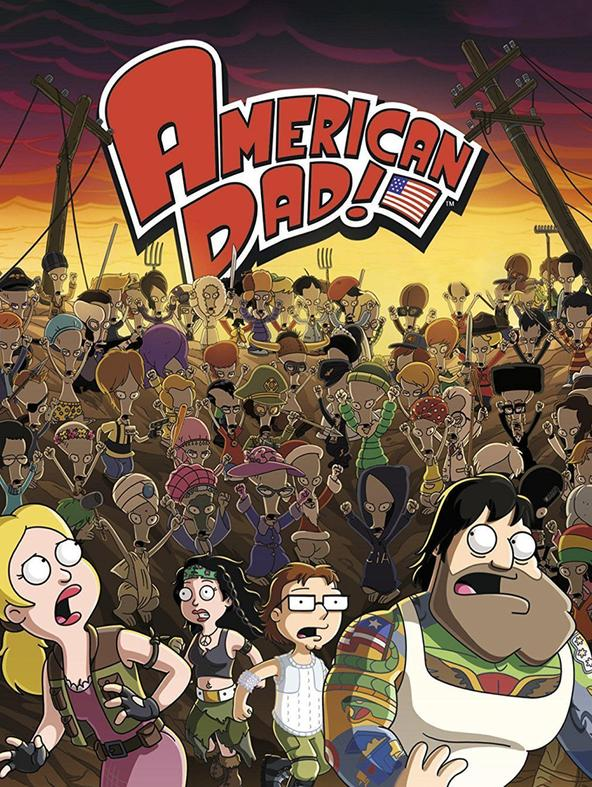 S12 Ep15 - American dad!