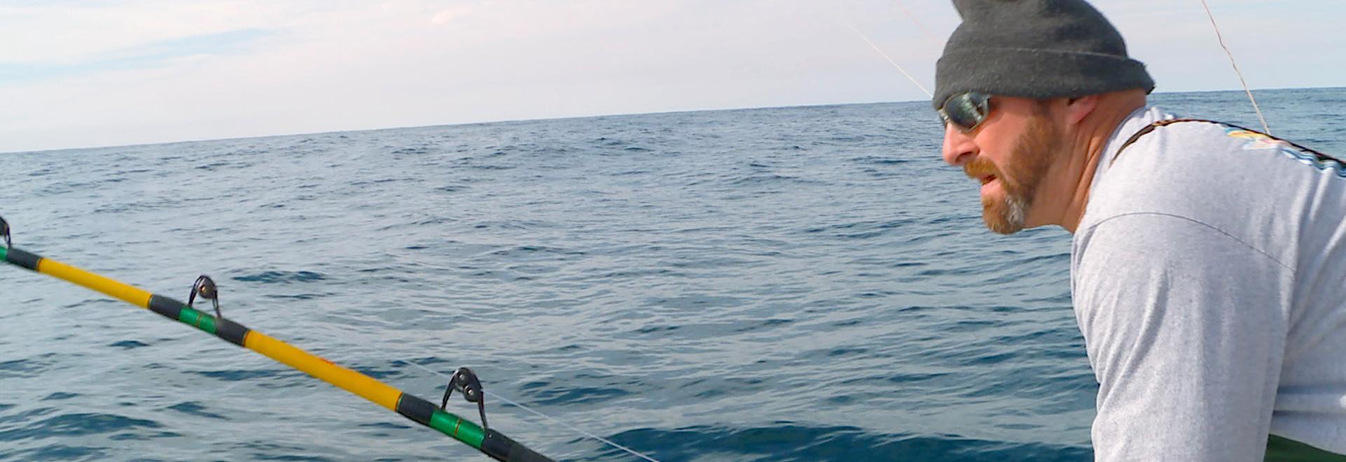 Piccola barca, grande bottino