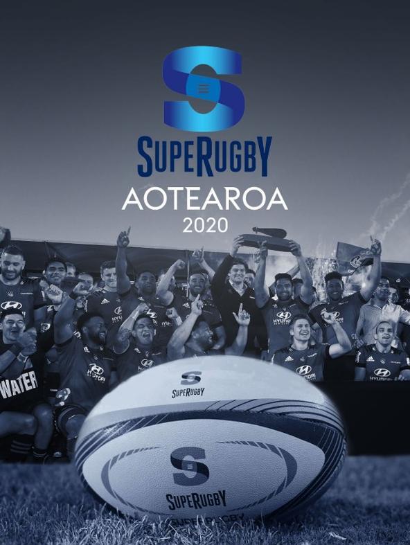 Super Rugby AOTEAROA 2020
