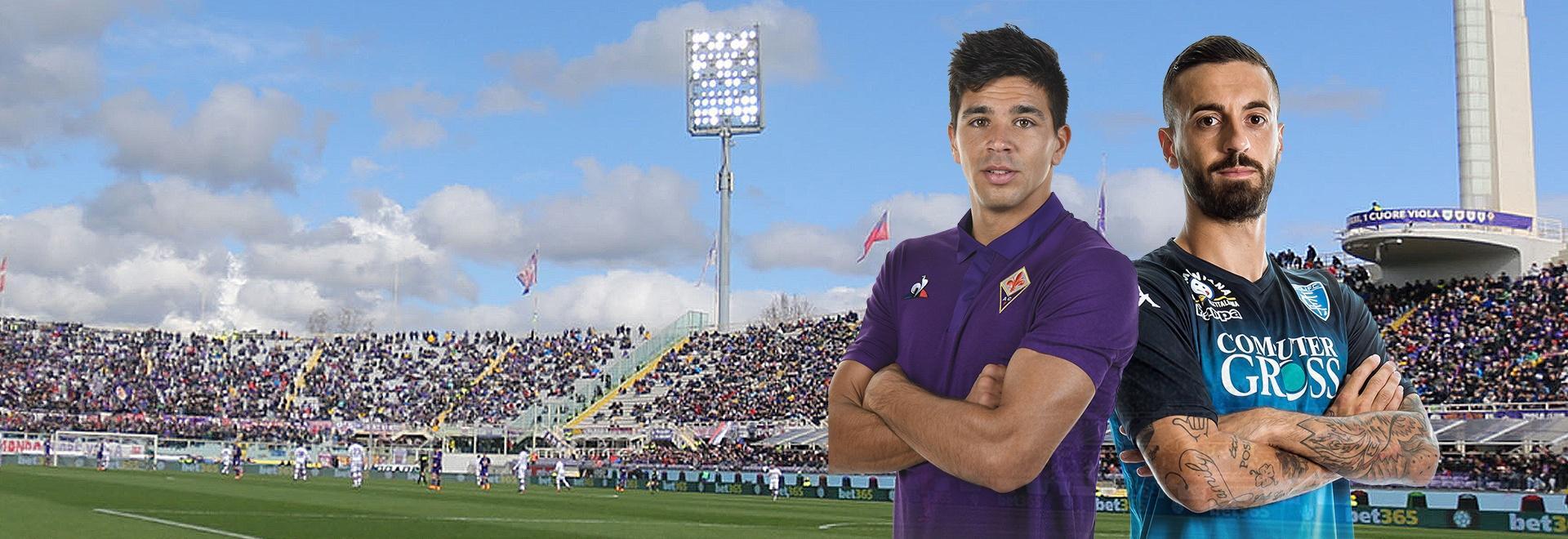 Fiorentina - Empoli. 16a g.
