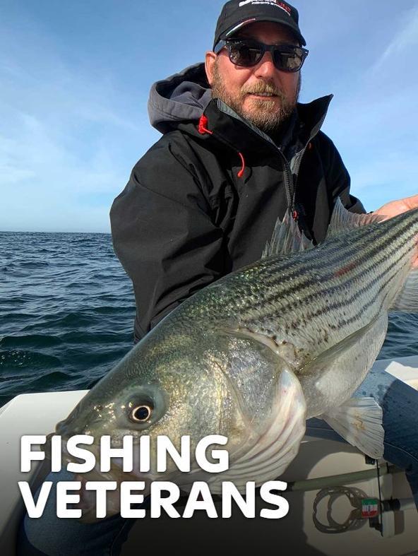 S5 Ep12 - Fishing Veteran 5